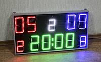 Универсальное спортивное светодиодное табло, сверхяркое