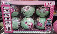 Кукла LOL сюрприз в шаре набор 6 шт (Кукла ЛОЛ). ***