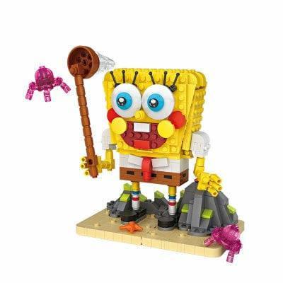 Лоз 505pcs головоломки и образовательные игрушки Цветной, фото 2