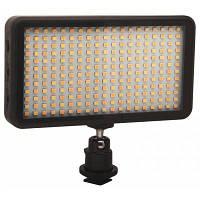 228 LED видео свет панель лампы с возможностью затемнения 20W 2000LM для DSLR камеры DV видеокамер фототехника Чёрный