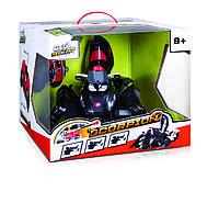 Автомодель - трансформер на р/у Street Troopers Scorpion чёрный