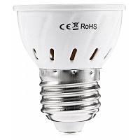 Прочный 4ВТ 220В E27 светодиодные роста растений свет лампы 32285