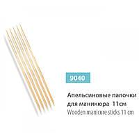 Апельсиновые палочки для маникюра SPL,    9040 5шт.