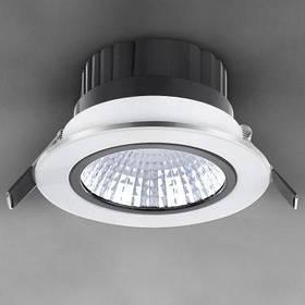 ВБР - 0011 - 2 удара 680 - 750lm чонсервная банка 7 Вт 85 - 265В глубокая чашка LED теплый белый потолок вниз освещает для коммерчески освещения