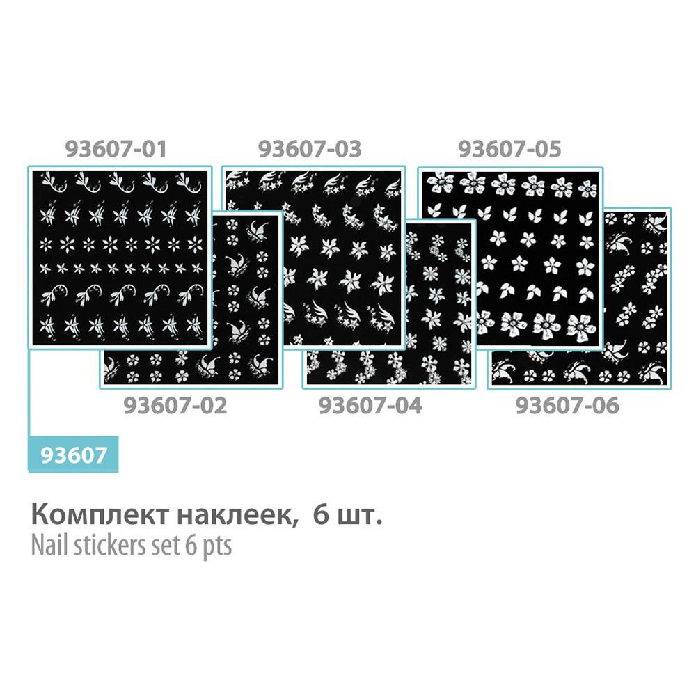 Комплект наклеек SPL,    93607 (6 шт.)