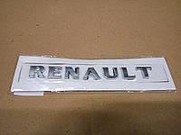 "Надпись ""Renault"" на Рено Кангу 2008+"