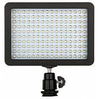 10.5W 160 светодиодов фото флэш-лампа стробоскопа для видеокамер Canon / Nikon / Sony DV фототехника Чёрный