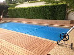 5весомых причин использовать солярную пленку для вашего уличного бассейна