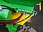 Разбрасыватель минеральных удобрений РД-1000 (Украина)+КАРДАН, фото 4