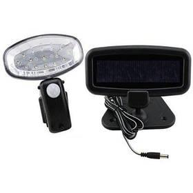 СНГ-57200 Солнечная 15-светодиодный Датчик движения настенный светильник сад лампы белого света