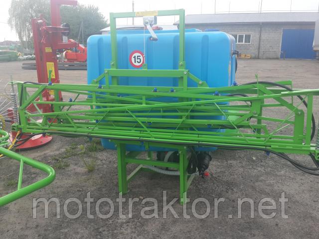Опрыскиватель тракторный полевой ОГН-300/10 (Украина-Польша)