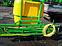 Опрыскиватель тракторный полевой ОГН-300/10 (Украина-Польша), фото 5