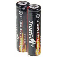 18650 trustfire литий-ионный аккумулятор без платы защиты (3,7 в, 2400 мАч, 2 шт) 47858