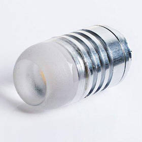 3ВТ 12В G4 cob светодиодные теплый белый свет Водонепроницаемые светодиодные огни автомобиля - Тёплый белый