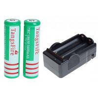 Шт tangsfire 18650 аккумуляторная батарея 3.7 V 3600mah литий-ионный без защиты доска 47975