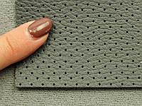 Термовинил для перетяжки торпед, дверных карт, airbag, панелей (темно-серый,тягучий)