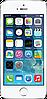 Китайская копия iPhone 5S, 8GB, 1 SIM, Wi-Fi, Android. 3-х ядерный видеопроцессор SGX543MP3!