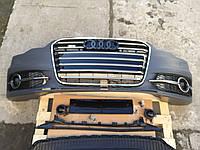 Бампер Audi A6 стиль S6 2012-2015