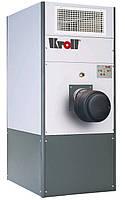 Воздухонагреватели Kroll 70S + горелка Kroll KG/UB 70 на отработанном масле