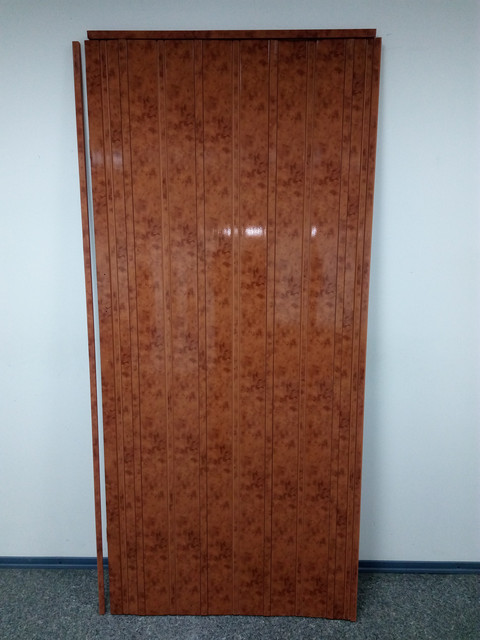 Двері-гармошка розсувні глухі еліт серія 880х2030х10мм