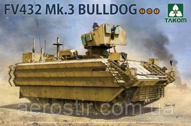 FV432 Mk.3 Bulldog 1/35 TAKOM 2067