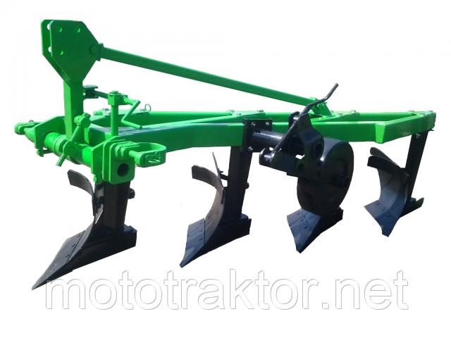 Плуг тракторный навесной ПЛН 4-30 (Украина)
