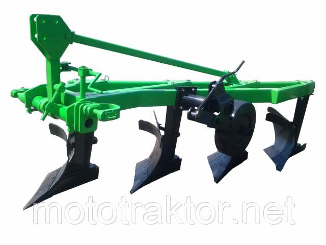 Плуг тракторный навесной ПЛН 4-35 (Украина)