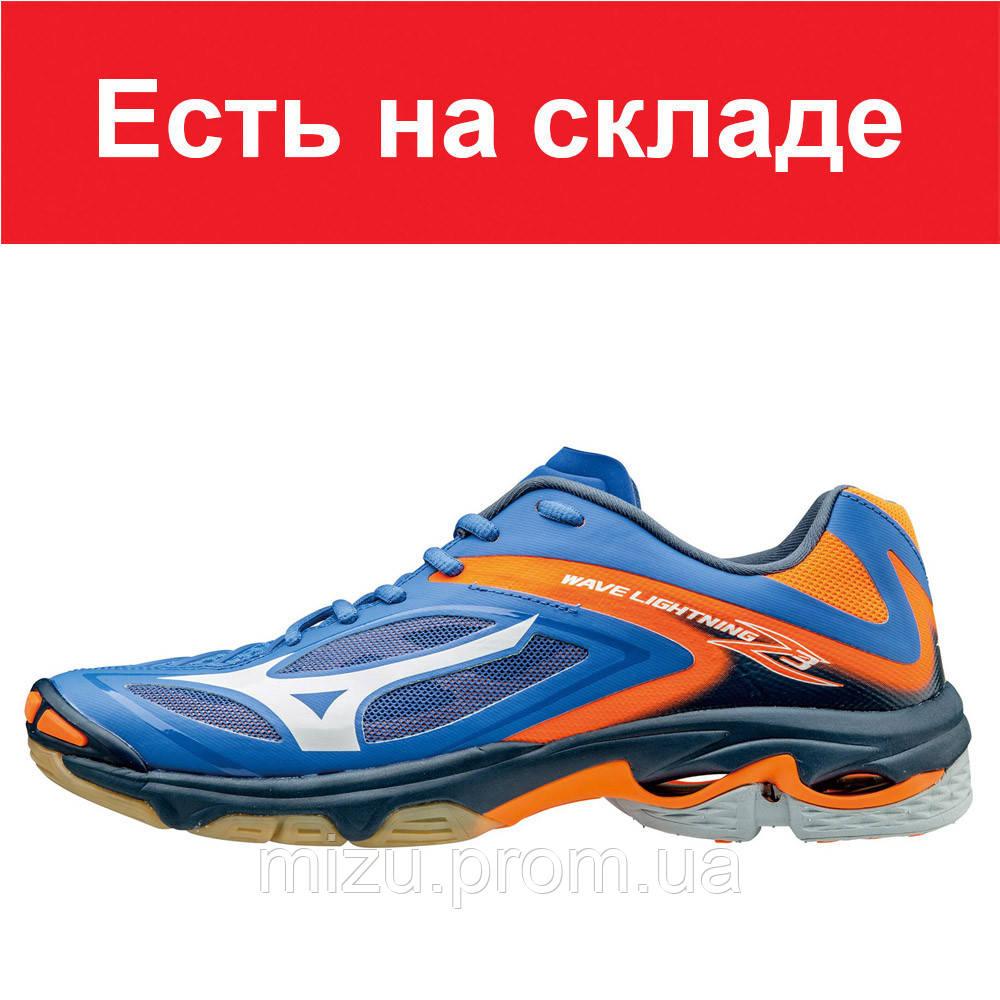 кроссовки для волейбола мужские Mizuno Wave Lightning Z 3 цена 2