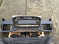 Передний бампер AUDI A7 RS7 2011-2014