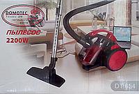 Пылесос циклонного типа Promotec PM654 2200W, пылесос для дома, циклонический пылесос, пылесос без мешка