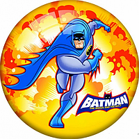 "WB-B-001 Мяч ""Бэтмэн"", 23 см ""DEMA-STIL"""