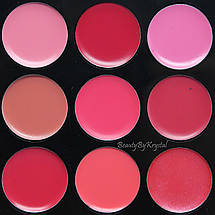 Палитра блесков, румян и бронзеров e.l.f. Essential 13 Piece Face & Lip Palette, фото 3