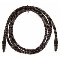Toslink кабель 6'оптический волоконно-оптический цифровой 17883