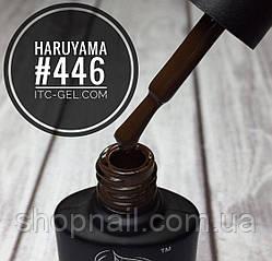 Гель-лак Haruyama №446 (шоколад), 8 мл, фото 2