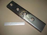 Усилитель порога (2110)короткий 1мм. белый (Производство Тольятти) 21100-5401716-00