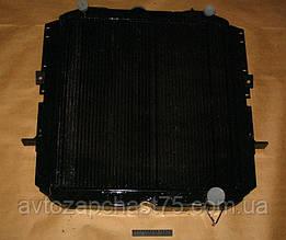 Радиатор Краз 260 4-х рядный, медный (ШААЗ, Россия)