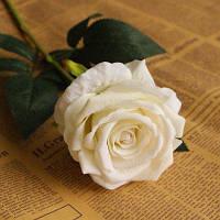 Поддельные розы искусственные Monstera 2PCS 51 x 38cм
