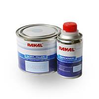 Грунт (5+1) Ranal серый S-2000 0,4л
