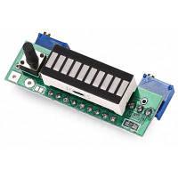 Светодиодный индикатор уровня мощности литиевой батареи Зелёный