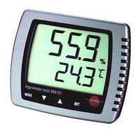 Термогигрометр testo 608-H1, -Н2