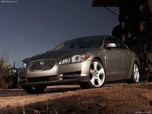 Jaguar XF / Ягуар Икс ф (Седан) (2008-)