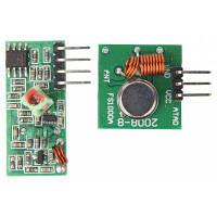 433MHz RF модуль передатчика и модуль приемника для Arduino ARM MCU WL DIY Цветной