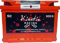 Аккумулятор Kinetic Racing  60Ah R+ 600A