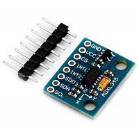 Гы-291 на adxl345 цифровой 3-Осные ускорение силы тяжести наклона модуль для DIY проект 43390