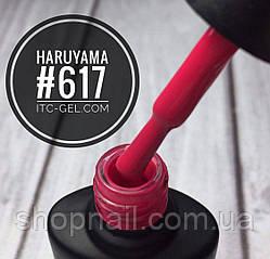 Гель-лак Haruyama №617(малиновый), 8 мл, фото 2