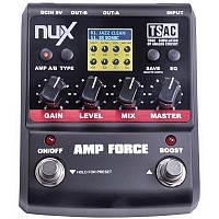 Гитарная педаль NUX Amp Force
