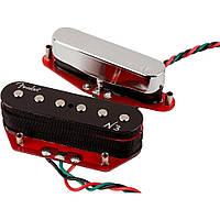 Комплект звукоснимателей (2 сингла) Fender N3 NOISELESS TELE PICKUPS Новинка
