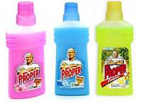 """Средство для мытья пола """"Mr. Proper"""" 500мл. 20шт / уп / уп"""