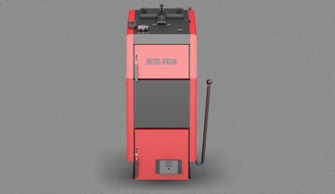 Котел твердотопливный Metal Fach Sokol SDG-11 (14 кВт 80-120м2)