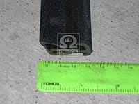Уплотнитель стекла опускного ВАЗ 2110 задний правый нижний (Производство БРТ) 2110-6203290-05Р